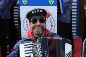 Lothar Gellert: Akkordeon, Schlagzeug, Keybord